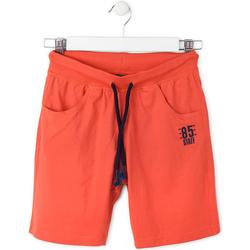 tekstylia Dziecko Szorty i Bermudy Losan 713 6002AA Pomarańczowy