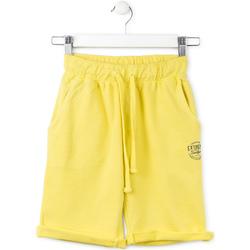 tekstylia Dziecko Szorty i Bermudy Losan 713 6016AA Żółty