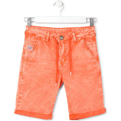 tekstylia Dziecko Szorty i Bermudy Losan 713 9010AA Pomarańczowy