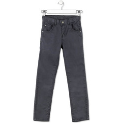 tekstylia Dziecko Spodnie z pięcioma kieszeniami Losan 713 9015AA Szary