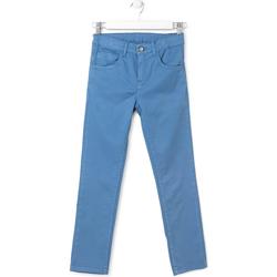 tekstylia Dziecko Spodnie z pięcioma kieszeniami Losan 713 9653AA Niebieski