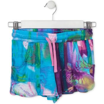 tekstylia Dziewczynka Kostiumy / Szorty kąpielowe Losan 714 6020AB Niebieski