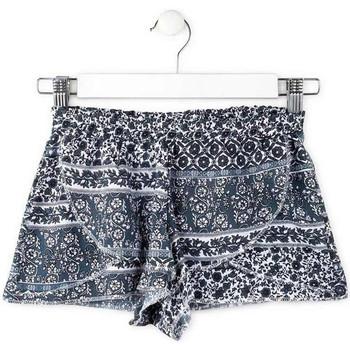 tekstylia Dziecko Szorty i Bermudy Losan 714 9008AB Niebieski