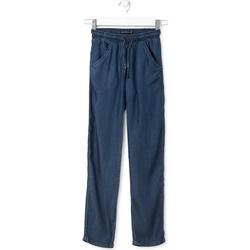 tekstylia Dziecko Jeansy straight leg Losan 714 9013AB Niebieski