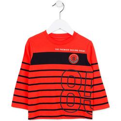 tekstylia Dziecko Swetry Losan 715 1002AC Czerwony