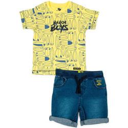 tekstylia Dziecko Komplet Losan 715 8001AC Żółty