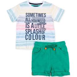 tekstylia Dziecko Komplet Losan 715 8006AC Zielony