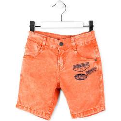 tekstylia Chłopiec Szorty i Bermudy Losan 715 9009AC Pomarańczowy