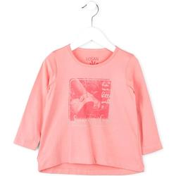 tekstylia Dziecko Swetry Losan 716 1214AD Różowy