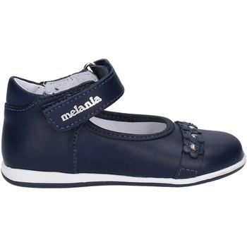 Buty Dziewczynka Baleriny Melania ME0121A7E.A Niebieski