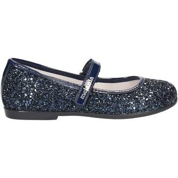 Buty Dziewczynka Baleriny Melania ME6041F7E.D Niebieski
