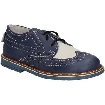 Buty Chłopiec Derby Melania ME1060B7E.C Niebieski