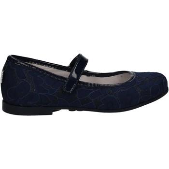 Buty Dziewczynka Baleriny Melania ME2105D7E.A Niebieski