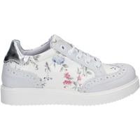 Buty Dziewczynka Trampki niskie Melania ME6017F7E.A Biały