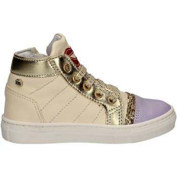 Buty Dziewczynka Trampki wysokie Melania ME1080B7E.B Różowy