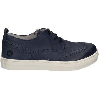 Buty Chłopiec Derby Melania ME2126D7E.A Niebieski