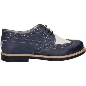 Buty Chłopiec Derby Melania ME6045F7E.I Niebieski