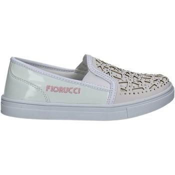 Buty Dziewczynka Tenisówki Fiorucci FKEO044 Biały