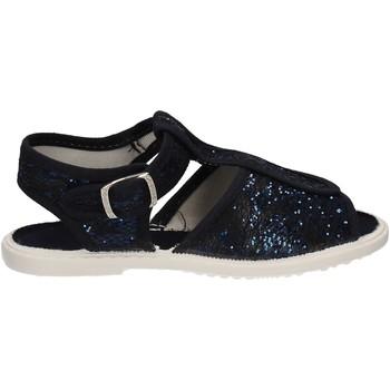 Buty Dziewczynka Sandały Lulu LI200008T Niebieski