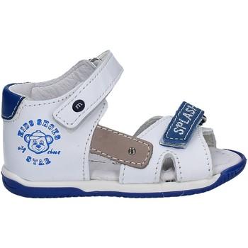 Buty Dziecko Sandały Melania ME0813A7E.B Biały
