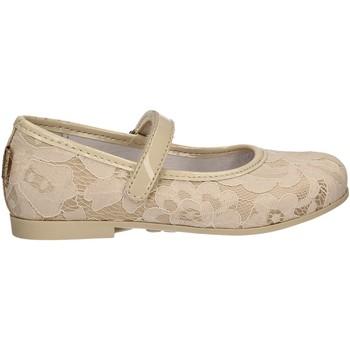 Buty Dziewczynka Baleriny Melania ME2105D7E.C Beżowy