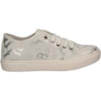 Buty Dziewczynka Trampki niskie Melania ME6167F7E.A Biały