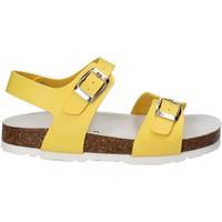 Buty Dziecko Sandały Bamboo BAM-14 Żółty