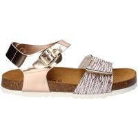 Buty Dziewczynka Sandały Bamboo BAM-218 Biały