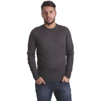 tekstylia Męskie Swetry Gas 561882 Szary