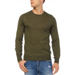 tekstylia Męskie Swetry Gas 561882 Zielony