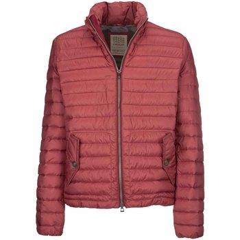 tekstylia Męskie Kurtki pikowane Geox M7429C T2432 Czerwony