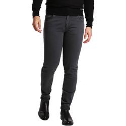 tekstylia Męskie Spodnie z pięcioma kieszeniami Sei3sei PZV16 7239 Szary