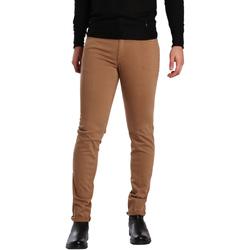 tekstylia Męskie Spodnie z pięcioma kieszeniami Sei3sei PZV16 7239 Beżowy