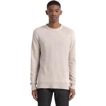 tekstylia Męskie Swetry Calvin Klein Jeans J30J305466 Beżowy