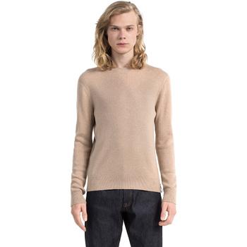 tekstylia Męskie Swetry Calvin Klein Jeans J30J305885 Beżowy