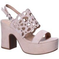 Buty Damskie Sandały Apepazza GRC02 Różowy
