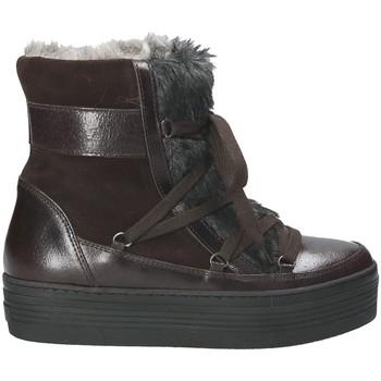 Buty Damskie Śniegowce Mally 5990 Brązowy
