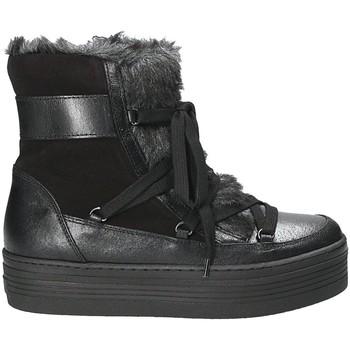Buty Damskie Śniegowce Mally 5990 Czarny
