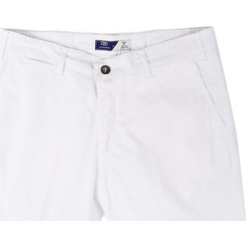 tekstylia Męskie Szorty i Bermudy Sei3sei PZV132 81497 Biały