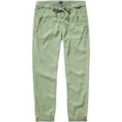 tekstylia Damskie Chinos Pepe jeans PL2113030 Zielony