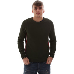 tekstylia Męskie Swetry U.S Polo Assn. 52379 52229 Zielony