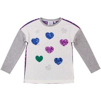 tekstylia Dziecko T-shirty z długim rękawem Primigi 38212501 Szary