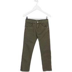 tekstylia Dziecko Spodnie z pięcioma kieszeniami Losan 723 9661AA Zielony