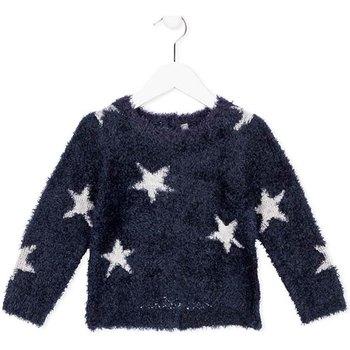 tekstylia Dziecko T-shirty z długim rękawem Losan 726 5000AD Niebieski
