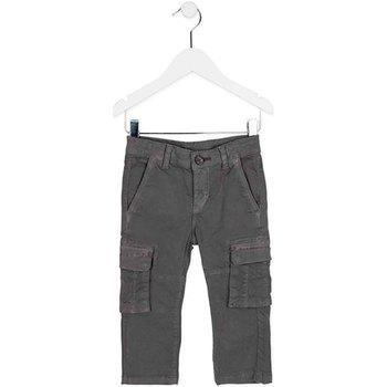 tekstylia Dziecko Spodnie bojówki Losan 725 9011AC Zielony