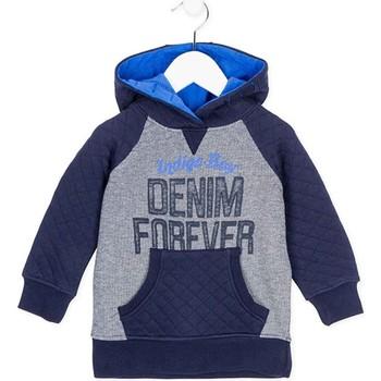 tekstylia Dziecko Bluzy Losan 725 6003AC Niebieski