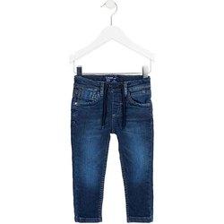 tekstylia Dziecko Jeansy slim fit Losan 725 6022AC Niebieski