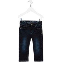 tekstylia Dziecko Jeansy slim fit Losan 725 9005AC Niebieski
