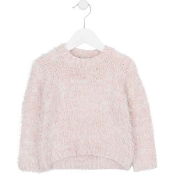 tekstylia Dziecko Swetry Losan 726 5002AD Różowy