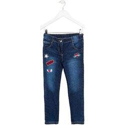 tekstylia Dziecko Jeansy slim fit Losan 723 9000AA Niebieski